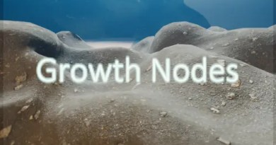 GrowthNodes addon for Blender