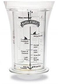 Margaritaville measuring jar