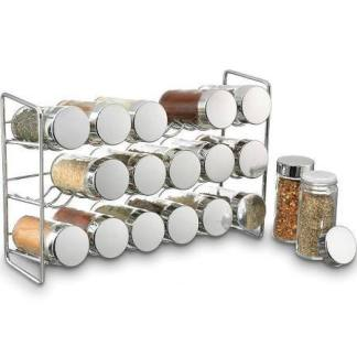 18 Bottle Compact Spice Rack