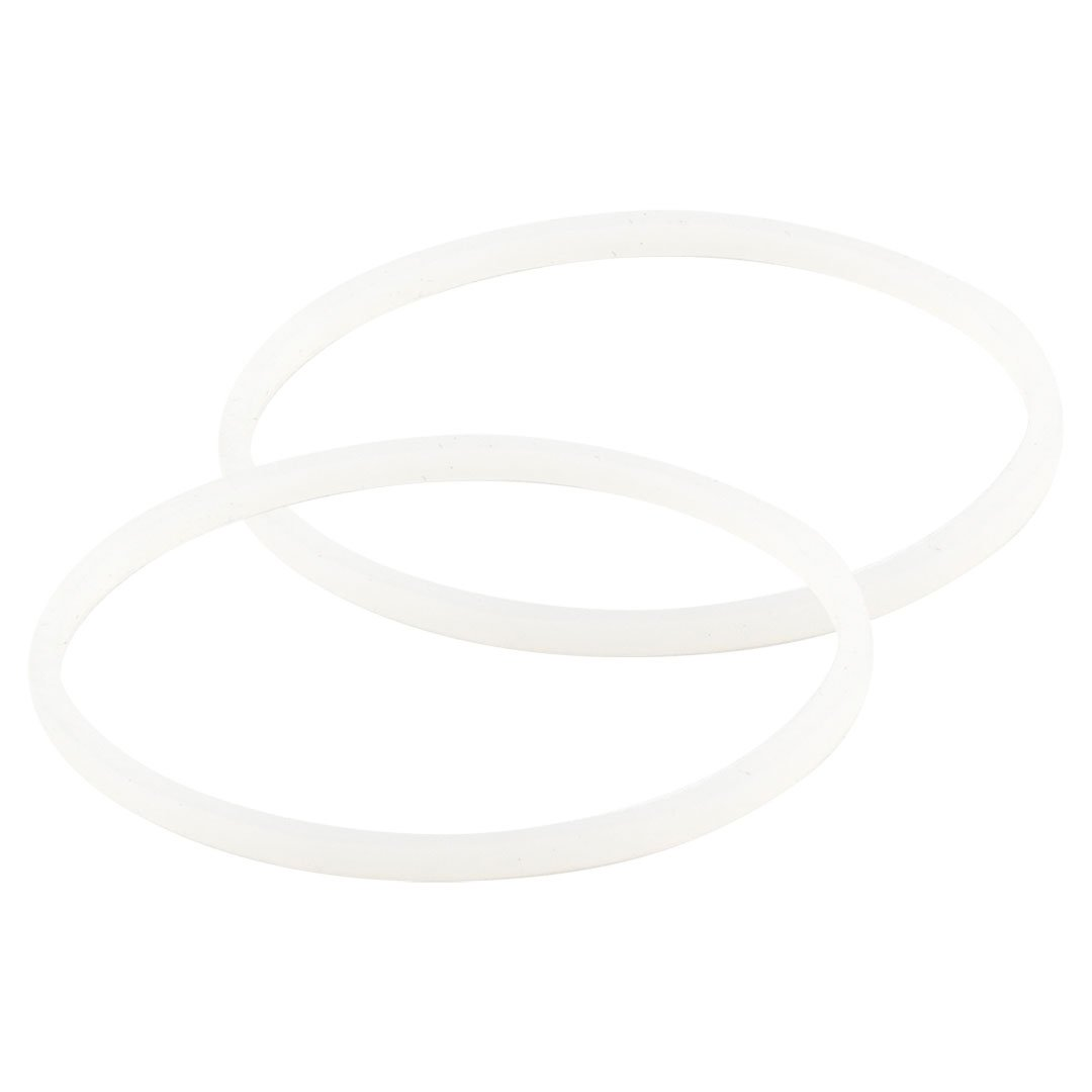 2 Pack Rubber Gaskets Sealing O Ring Replacement Part For