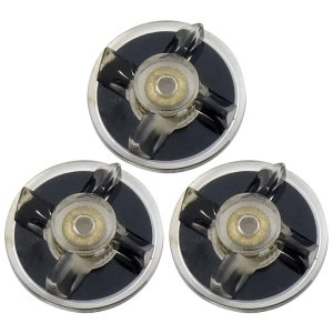 3 Pack Base Gear Replacement Part for Magic Bullet MB1001 250W Blenders