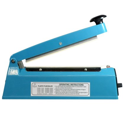 8 Inch Heat Sealing Machine