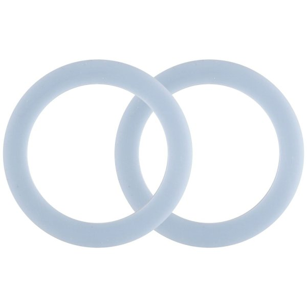 Hamilton Beach 2 Pack Blender Replacement Rubber Plastic Gasket Ring Seals
