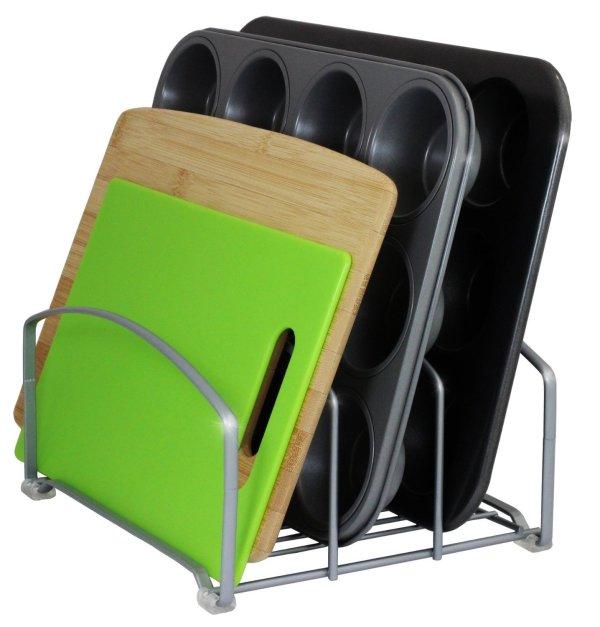 BlenderPartsUSA Kitchen Houseware Organizer Pantry Rack