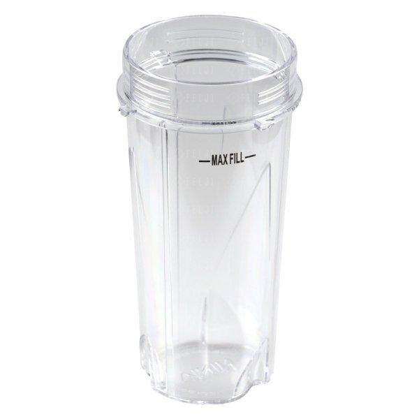 Nutri Ninja 16oz Cup with Lid Model 303KKU 305KKU for BL660 BL663 BL663CO BL665Q BL740 BL780 BL810 BL820 BL830