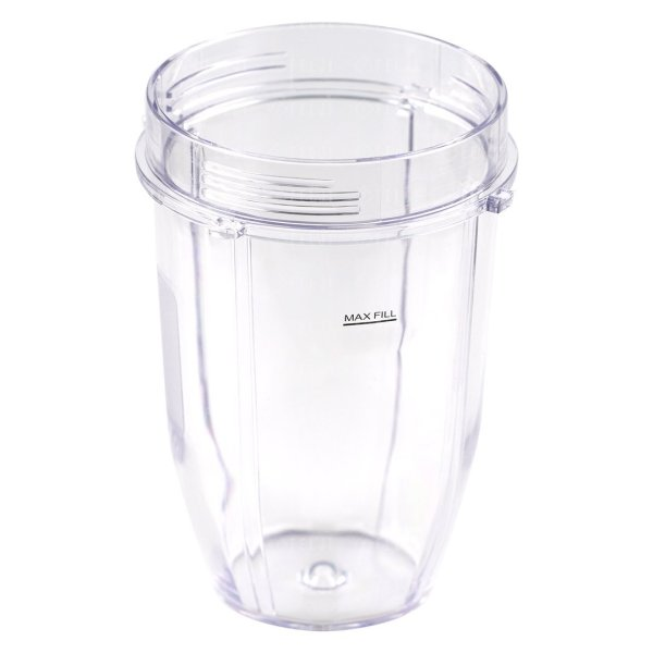 Nutri Ninja 18 oz Cup with Sip & Seal Lid and Extractor Blade Replacement Combo 427KKU450 408KKU641 409KKU641