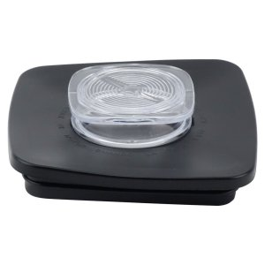 Black Jar Lid and Center Cap for Oster & Osterizer Blenders