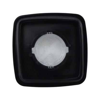 Black Jar Lid and Center Cap for Oster & Osterizer Blenders
