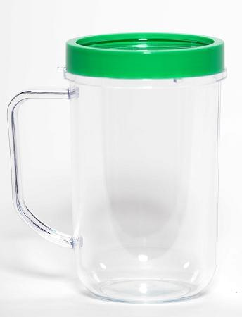 Magic Bullet Party Cup Mug Green