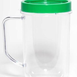 Magic Bullet Party Cup Mug Green