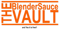 Preview – The-Blendersauce-Vault – Blender Materials