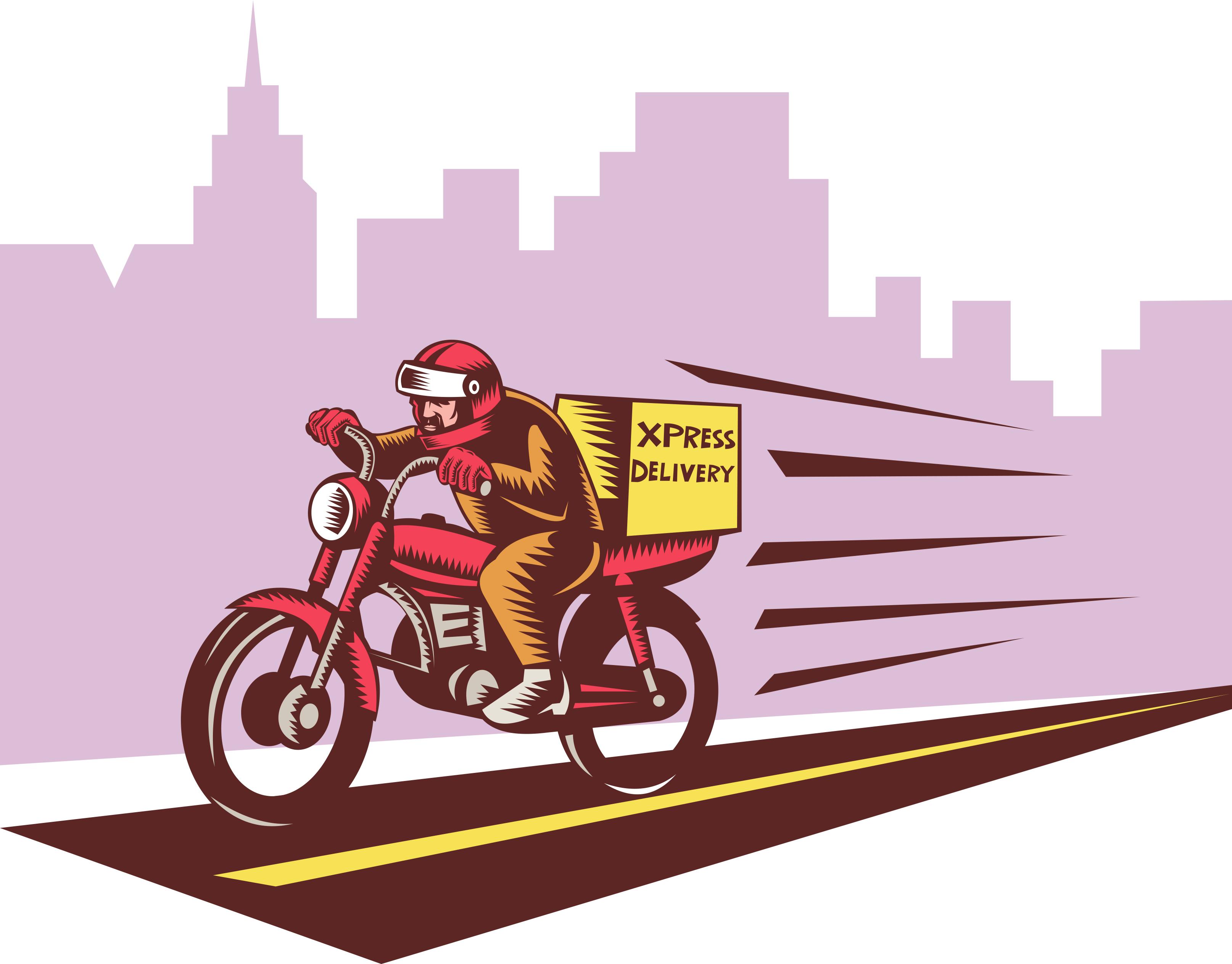Motoboy disponível: Alphaville, Cotia, Osasco e Taboão