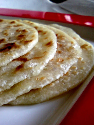 Mamidikaya Bobbatlu ~ Raw Mango Stuffed Indian Flat Bread