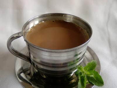Tulasi Tea ~ Indian Holy Basil Tea