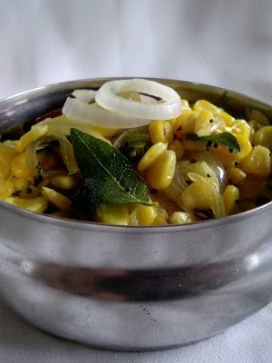 Mokkajonnala Talimpu ~ Seasoned Corn