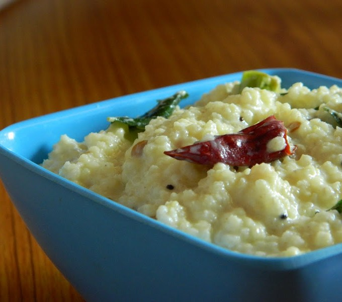 Millet Curd Baath | Healthy Recipes