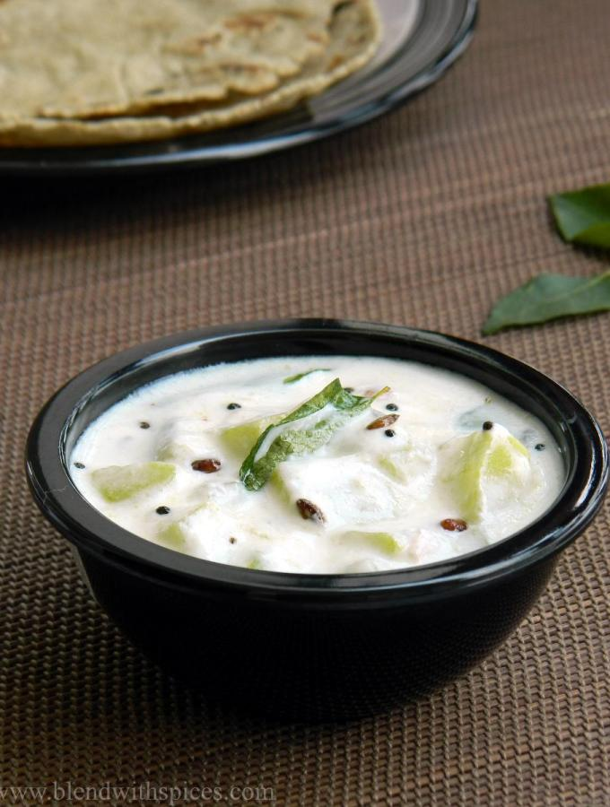 Sorakaya Perugu Pachadi ~ Bottle Gourd Yogurt Chutney Recipe