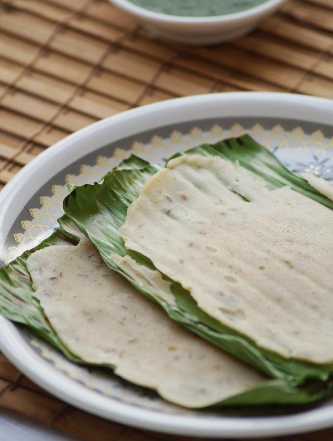 Panki Recipe – Gujarati Panki Recipe – Gujarati Recipes