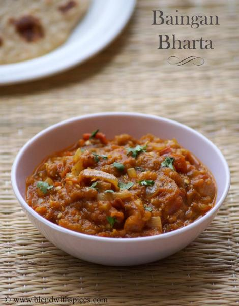 baingan bharta recipe, how to make baingan ka bharta, recipe for baingan bhartha