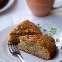 Eggless Banana Cake Recipe - Vegan Banana Cake Recipe - Step by Step Pictures