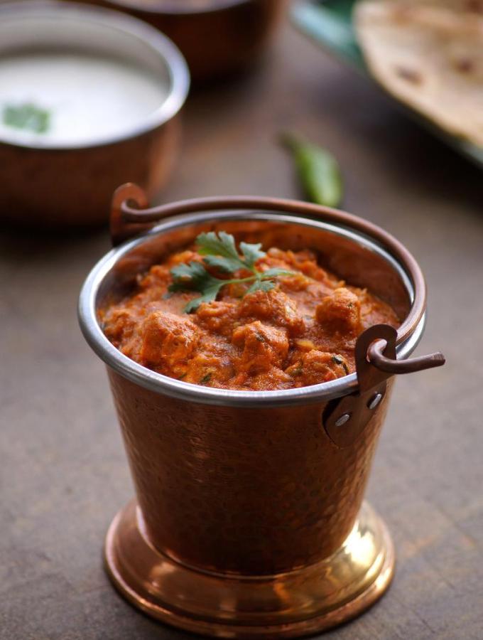 Soya Chunks Gravy Recipe – How to make Meal Maker Curry – Soya Chunks Recipes