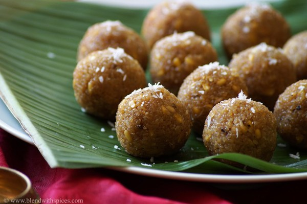 south Indian ganesh chaturthi special prasadam recipe, blendwithspices.com