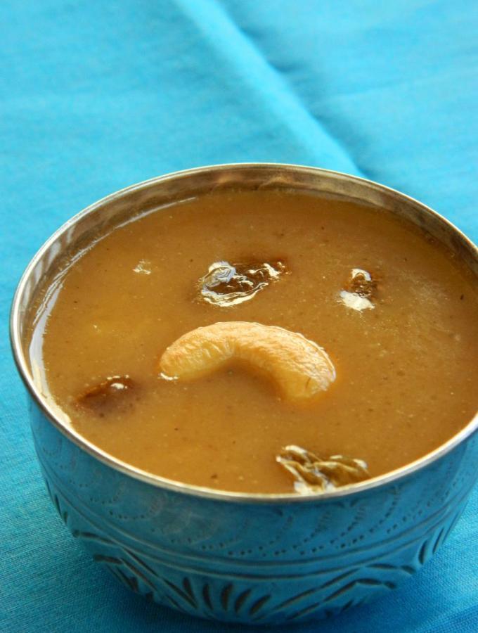 Ada Pradhaman Recipe | Onam Sadhya Recipes