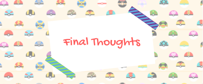 final thoughts 2