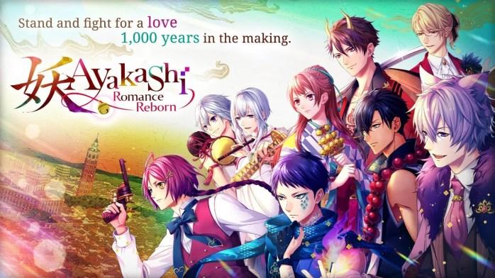 Ayakashi Romance Reborn