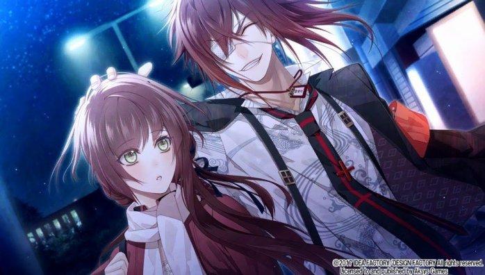 Ichika and Enomoto