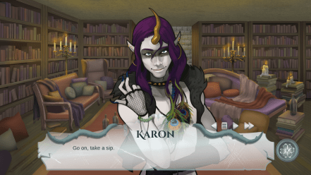 In Blood Demo Review Karon