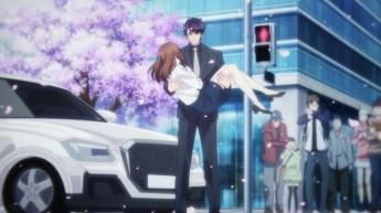Mr Love Anime Victor