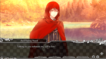 Taisho x Alice Review Red Riding Hood