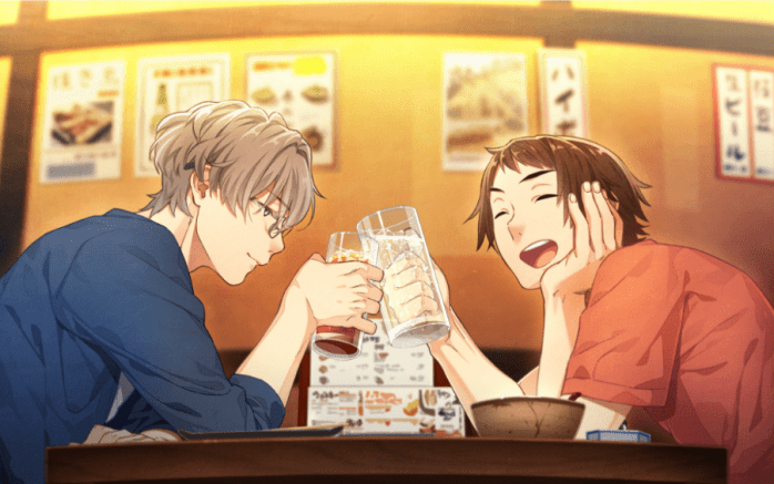 Room No 9 Blerdy Otome Review 5