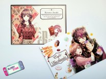 Cafe Enchante Unboxing - Blerdy Otome 2