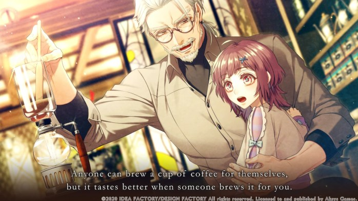 Cafe Enchante Review Blerdy Otome