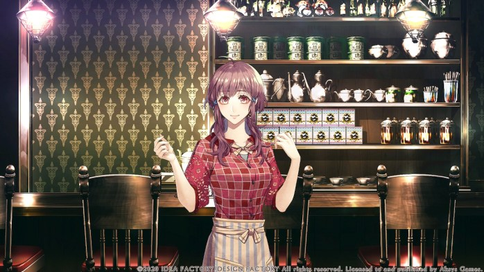 Cafe Enchante Review Kotone Blerdy Otome