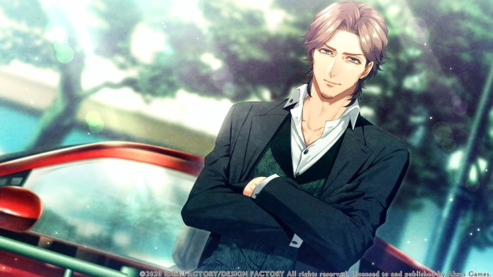 Cafe Enchante Review Rindo Blerdy Otome