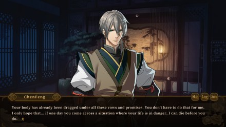 My Vow to My Liege Blerdy Otome 2
