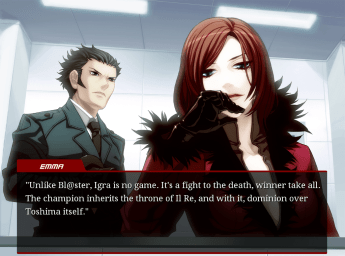 Togainu no Chi Blerdy Otome Review 3