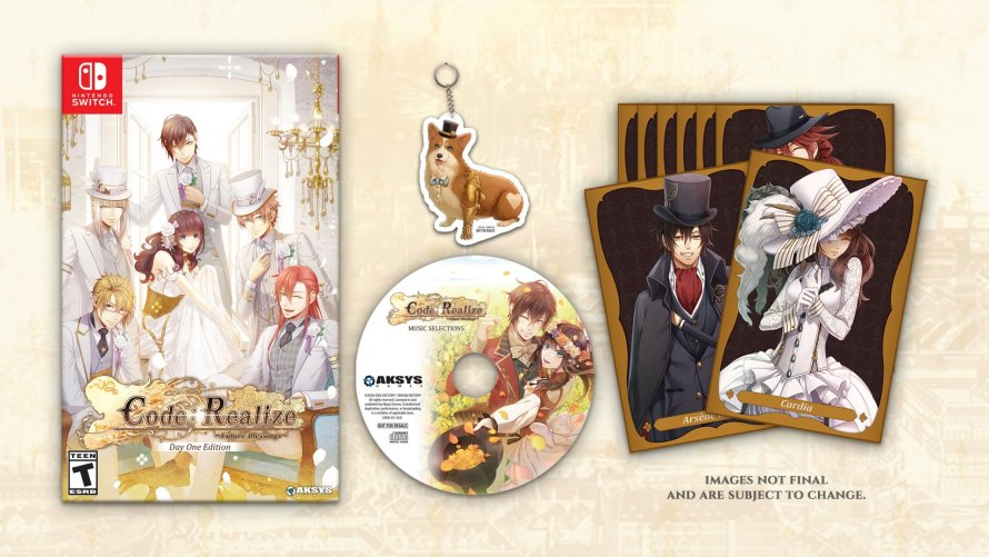 Code Realize Future Blessing Limited Edition
