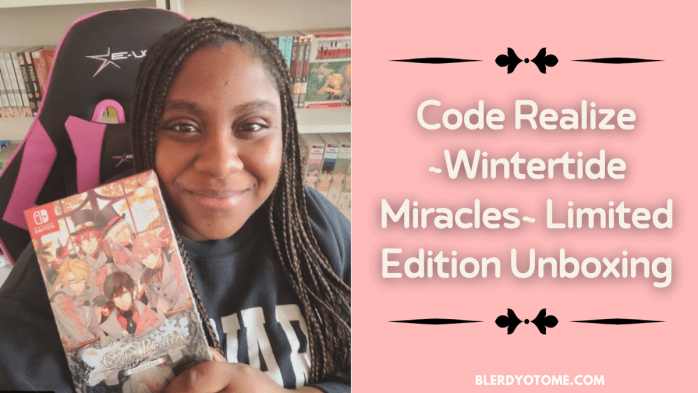 Wintertide Miracles LE Unboxing
