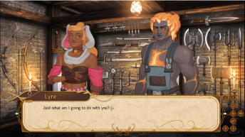 Heroine for Hire Indie Otome Fai Review