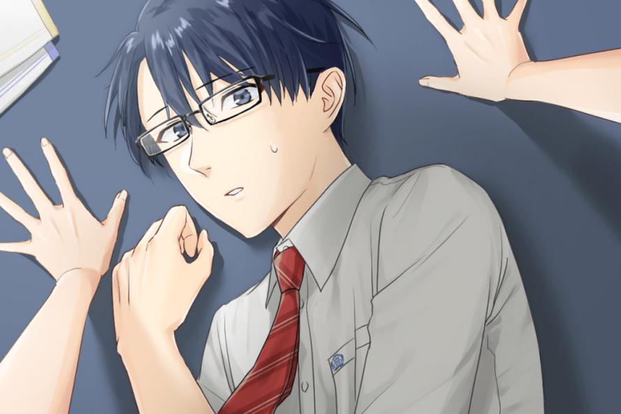I Love You Otome Game Kirishima