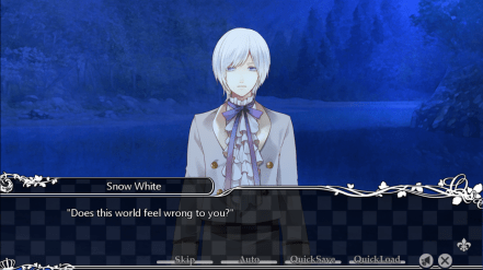 Taisho x Alice Ep 3 Snow White