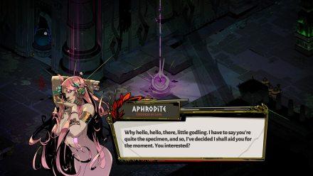 Hades Aphrodite