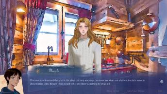 Snow Angel Indie Game
