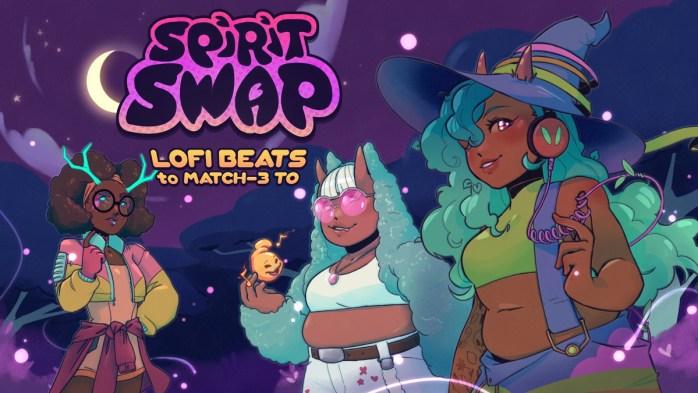 Spirit Swap Game