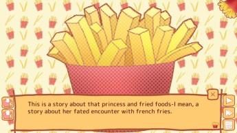 Takorita Meets Fries Game