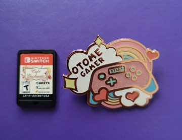 Otome Gamer Pin - Controller